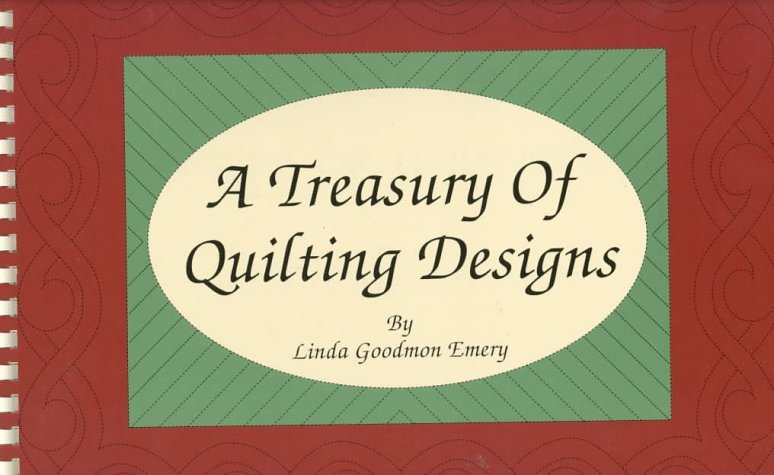 A Treasury Of Quilting Designs