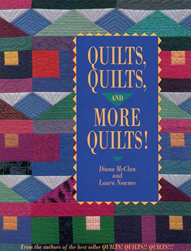 Quilts Quilts and More Quilts! (From the Authors of the Best Seller Quilts! Quilts!! Quilts!)