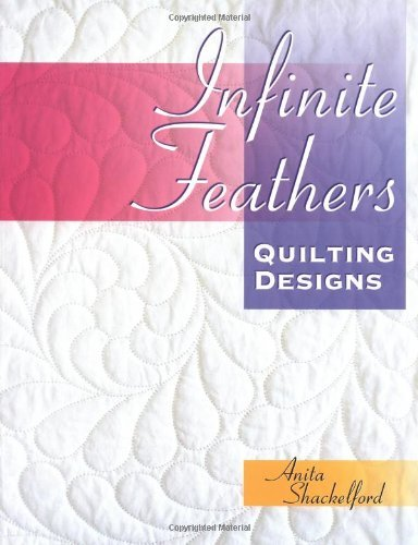Infinite Feathers Quilting Designs