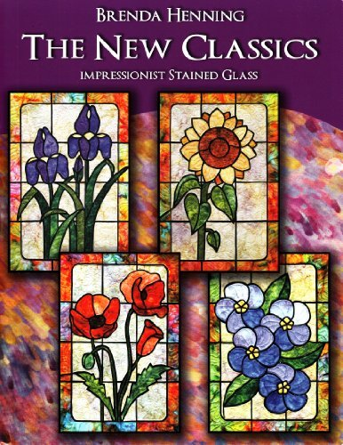 The New Classics Impressionist Stained Glass