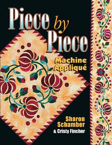 Piece by Piece Machine Applique