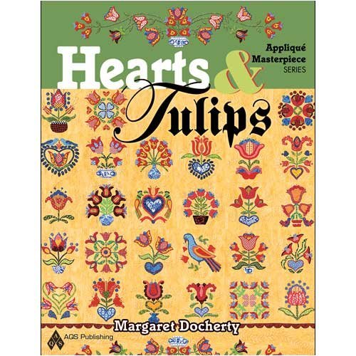 Hearts & Tulips Applique Masterpiece