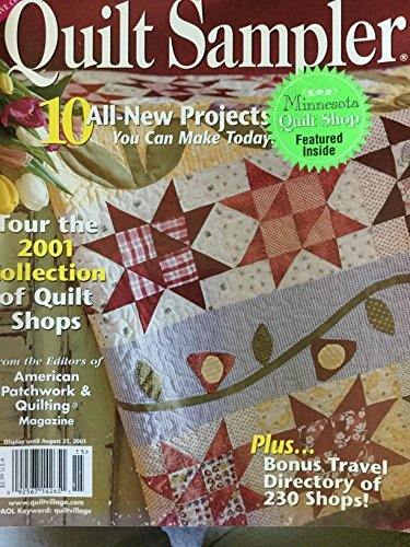{Quilting} Better Homes and Gardens Quilt Sampler {2001 Edition}