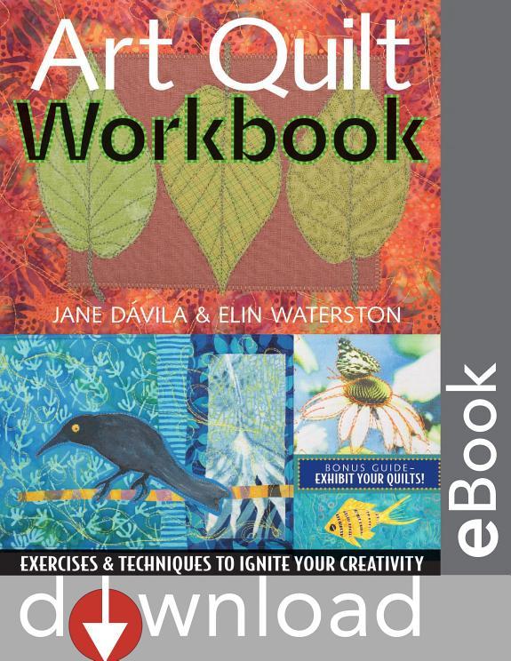 Art Quilt Workbook